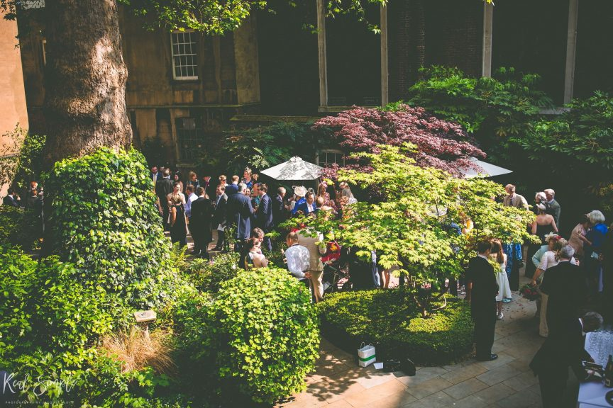 stationers hall summer party