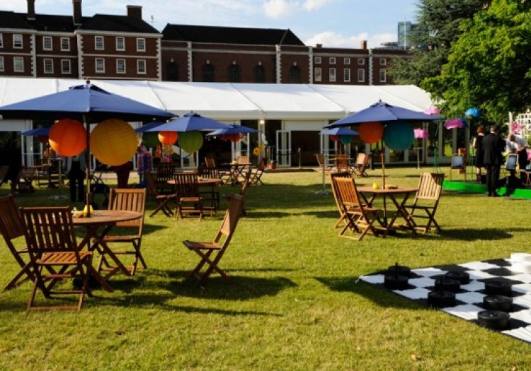 inner temple summer party