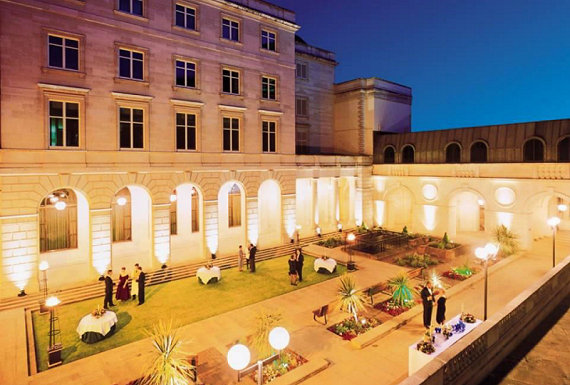 gibson hall summer party venue