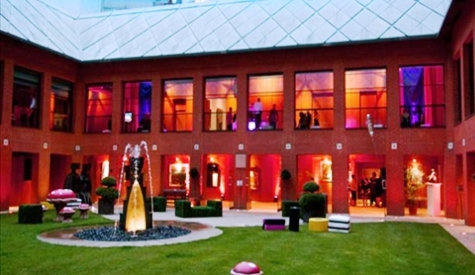 haberdashers summer party venue hire