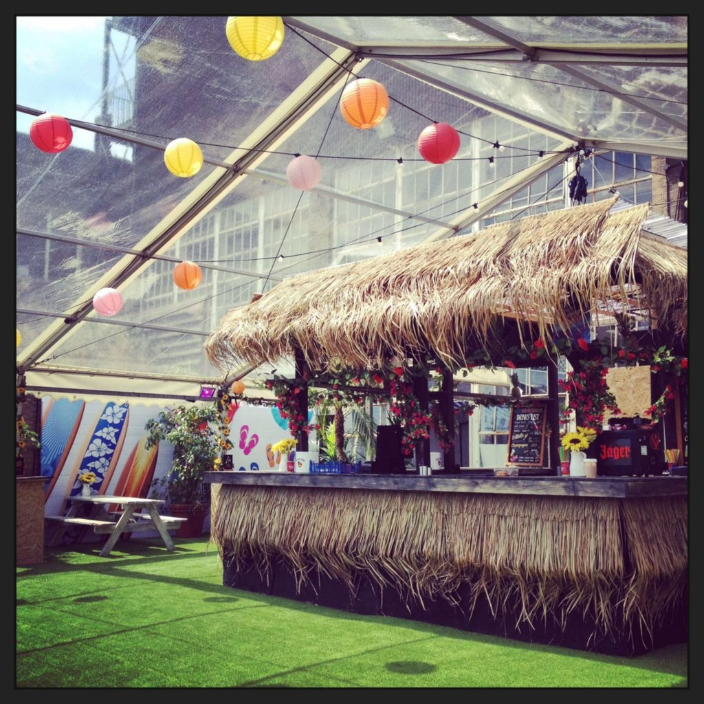 summer party bars london summer events